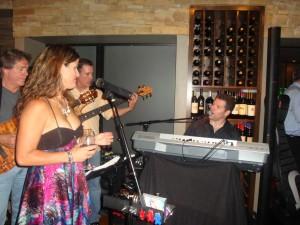 Fun times at Crush Wine Bar