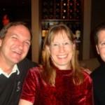Daniel with Geoff and Ellen