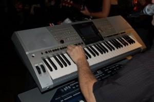 Daniel and Keyboard